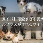 【愛犬グッズをオーダーメイド】可愛すぎる!オリジナルグッズが作れるサイトまとめ